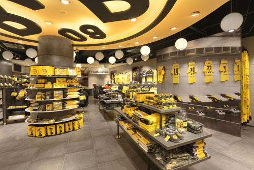 fan shop del bvb